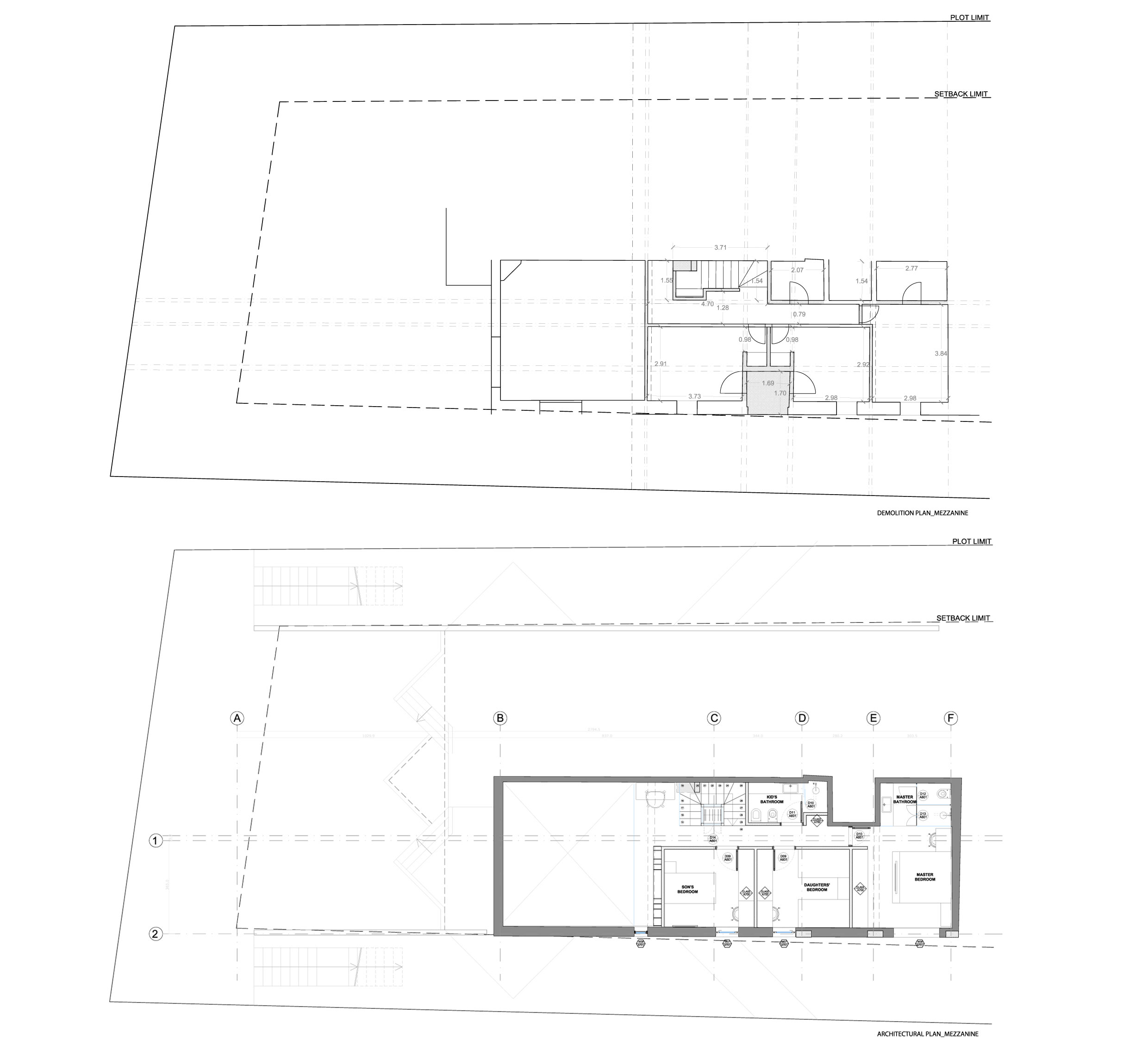 Interior Design | Plans | Drawings