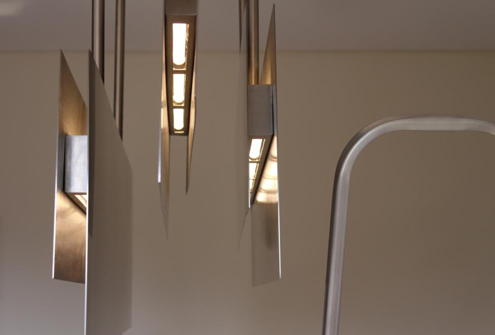 Lighting | Pendant | Stainless Steel