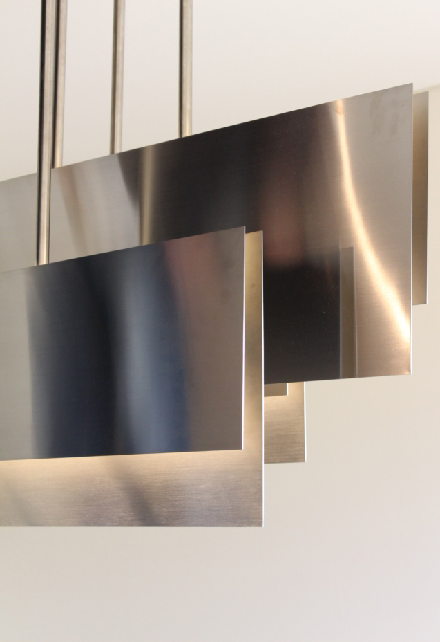 Lighting | Pendant | Stainless Steel | Perspective